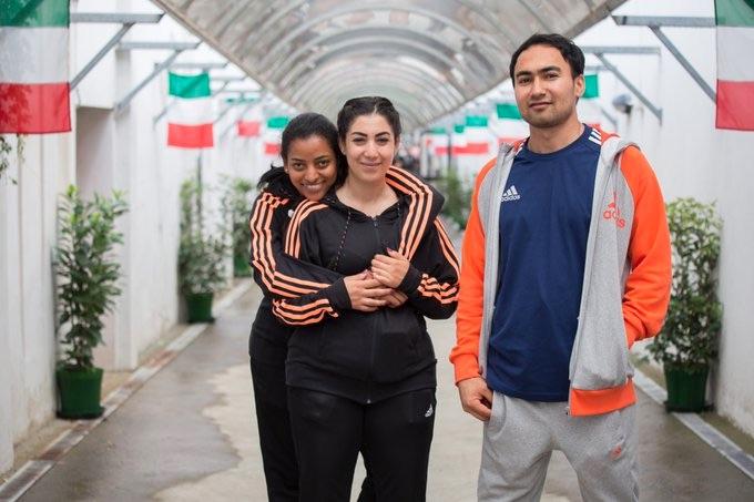 Campriani, Olimpiadi, Tokyo 2021, rifugiati, coronavirus, losanna, olimpiadi takerefuge, tiro carabina