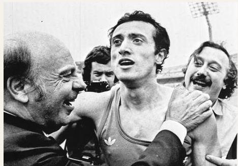 Mennea, Nebiolo, Minà, Città del Messico, record mondiale, atletica leggera, Salernitana, coronavirus, anniversario