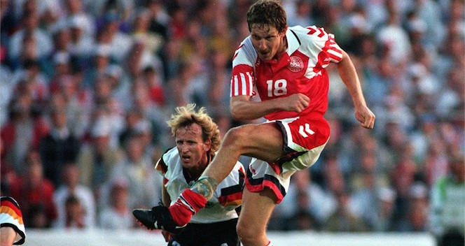 Kim Vilfort, europei '92, calcio, danimarca, coronavirus, leucemia, figlia