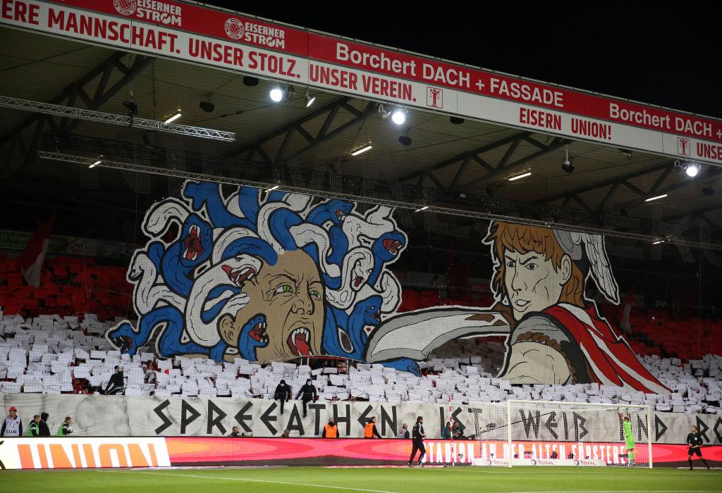 Union Berlino, la passione è di ferro