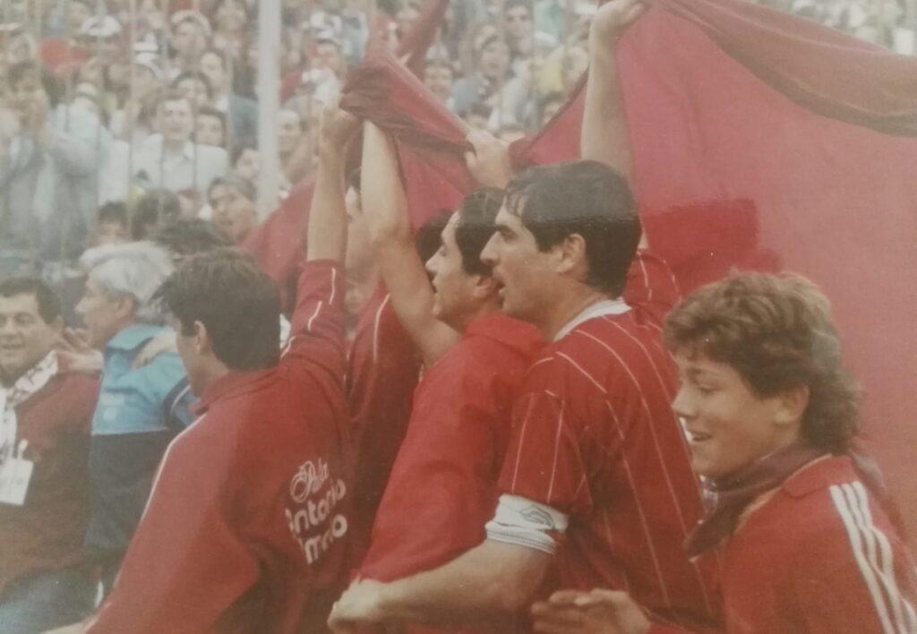 3 giugno 1990: la Salernitana è in serie B
