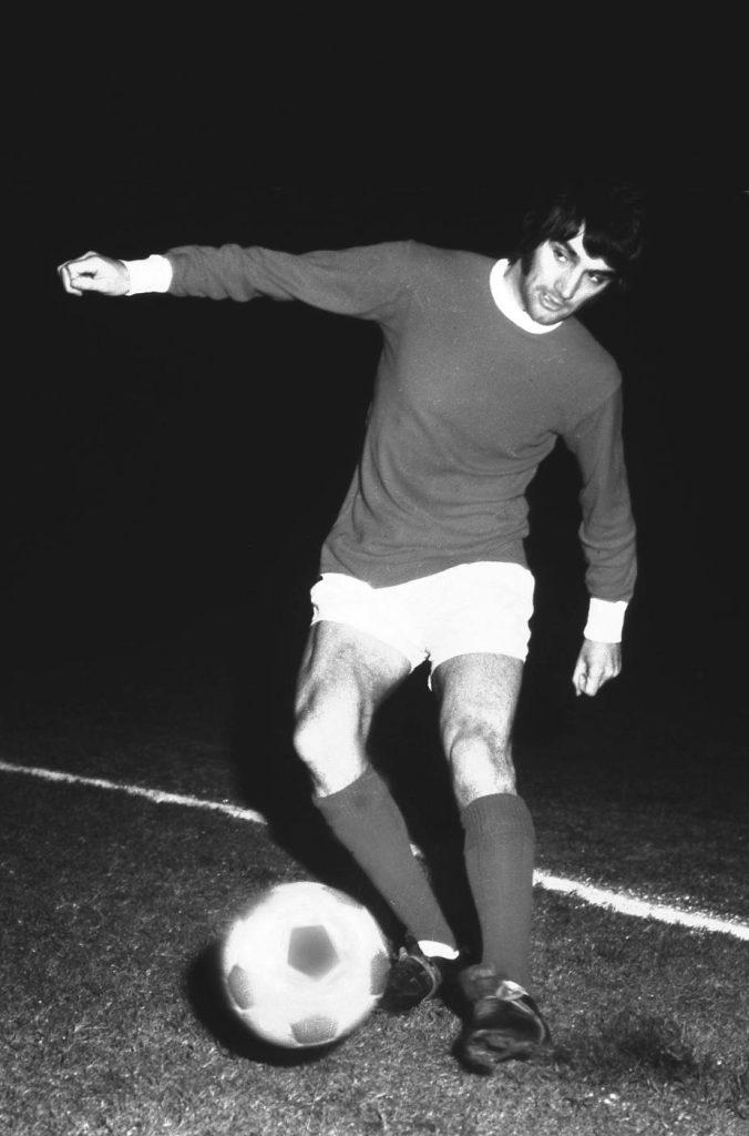 George Best e il suo assist più bello