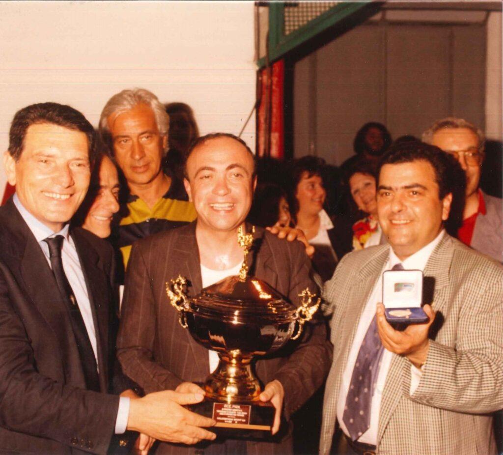 La Salernitana del 1990
