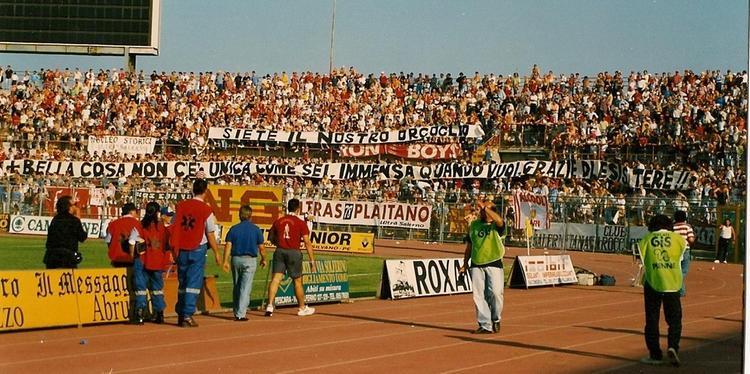 Pescara-Salernitana, 9 giugno 1996