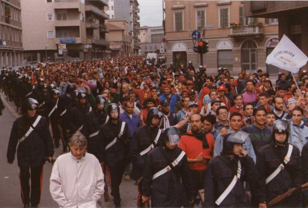 Marcia su Bergamo