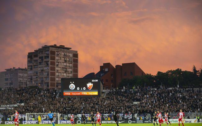 Derby di Serbia
