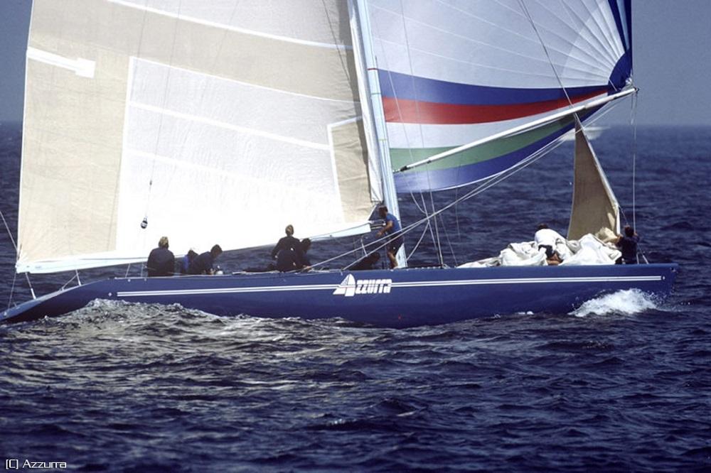 La vela di Azzurra e la lite delle comari