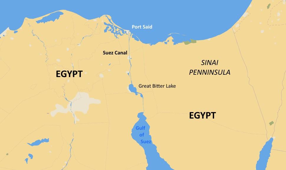 Dai salti al pallone, le Olimpiadi di Suez